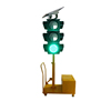 Customized Solar traffic mobile signs traffic light