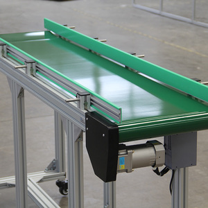 conveyor belt price for factory automation, automobile parts and electronics
