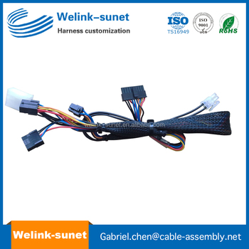China Supplier wiring harness 4 pin custom_350x350 china supplier wiring harness 4 pin custom wire for wholesale wire harness hs code at gsmx.co
