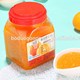 New product promotion all kind of fruit jam 2.1L/ Bottle 12 Months Shelf life Orange fruit jam for beverage or cake material