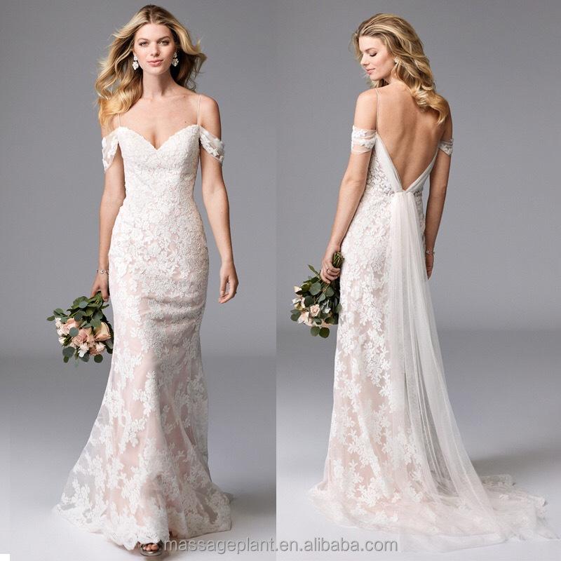 Venta al por mayor vestidos de novia tipo hada-Compre online los ...