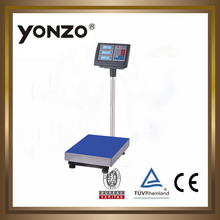 YZ-804 100kg to 500kg electronic digital platform weighing scale parts of smart scale