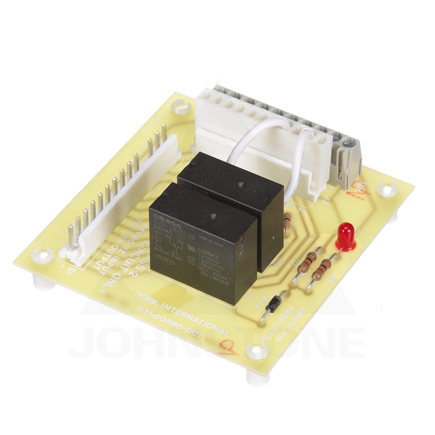 Source 1 CIRCUIT RELAY BOARD #S1-03100880001