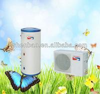 split heat pump residential water heater