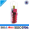 Clear Plastic Water Gel Wine Cooler Bottle Coolers