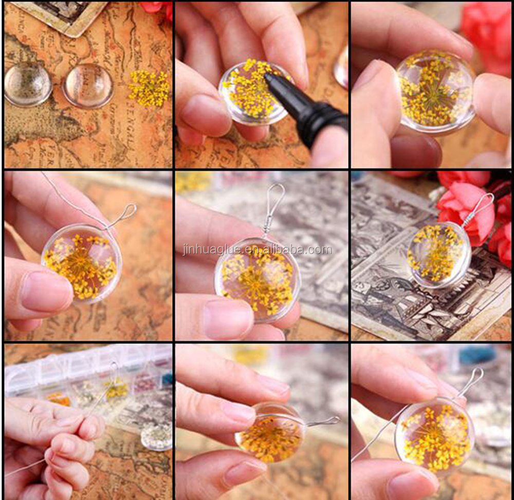 Epoxy Resin Crystal Clear For Casting Resin and Doming Resin Crafts