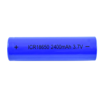 Hot sale rechargeable ICR18650 2000mAh lithium ion battery