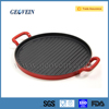 Wholesale Eco-Friendly Cast Iron Camping Griddle Frying Pan