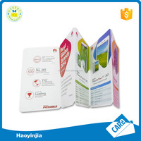 Buy technology company brochure design color printing in China on ...