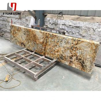 Good Price Delicatus Gold Granite Kitchen Slabs Buy Delicatus Gold