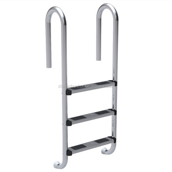 Above Ground Stainless Steel Swimming Pool Ladder Buy