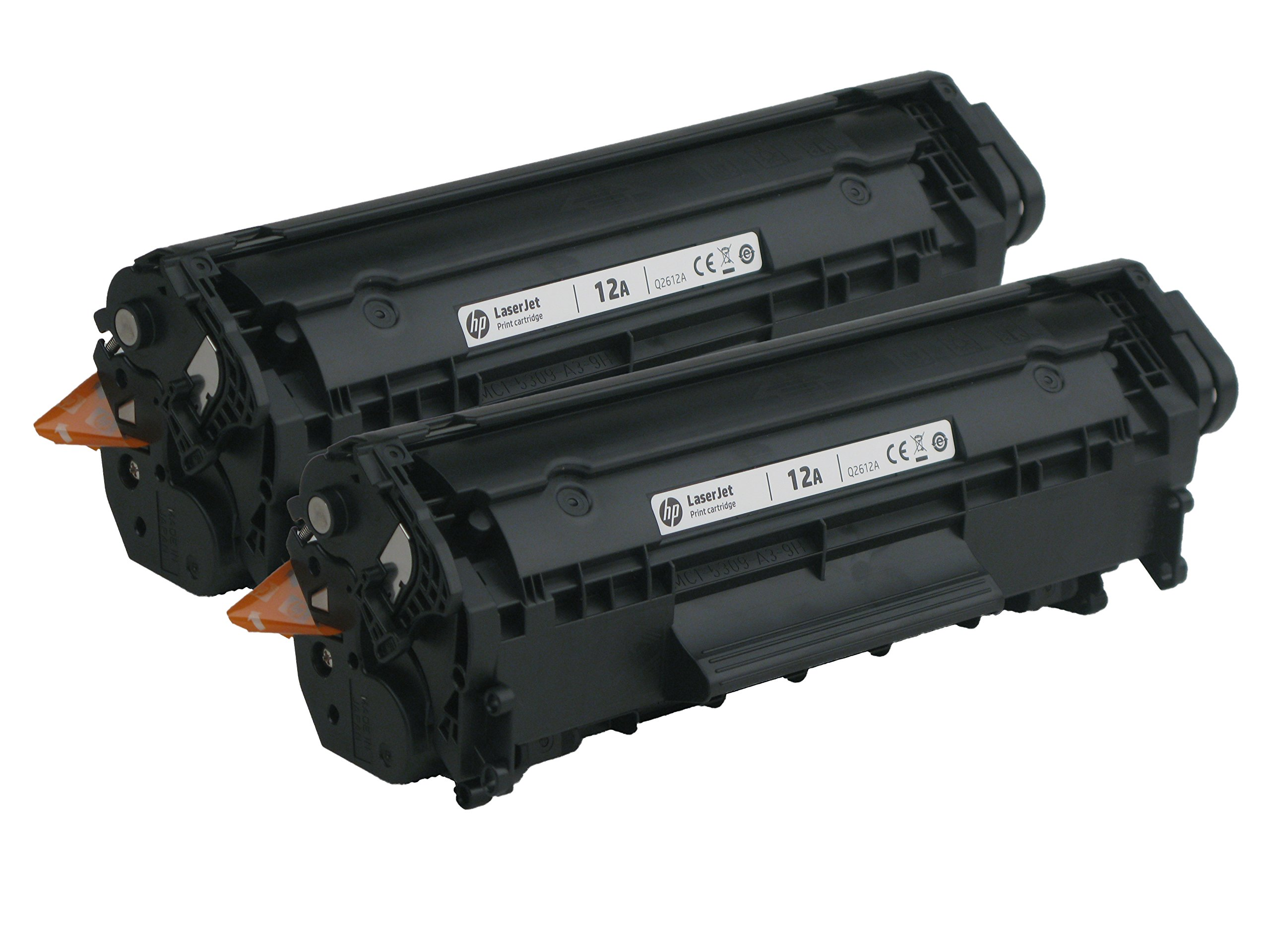 10pk Q2612X 12X High Yield Toner Cartridge Fits HP Laserjet All-in-One 3052 3055
