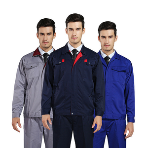 custom working coveralls workwear uniform suit
