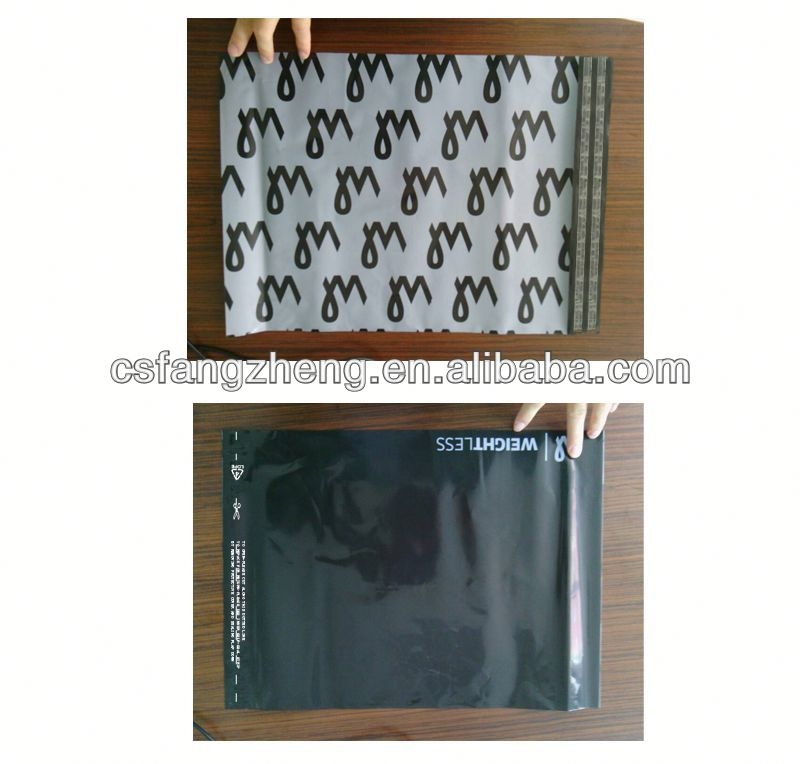 2014 Hot Sale cd&book plastic covers/ adhesive bag