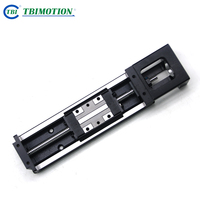 Taiwan TBI high precision single axis actuator high load KP46 waterproof linear actuator