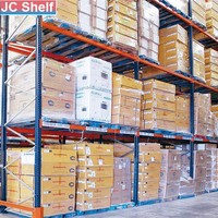 ISO9001warehouse storage steel Pallet Rack