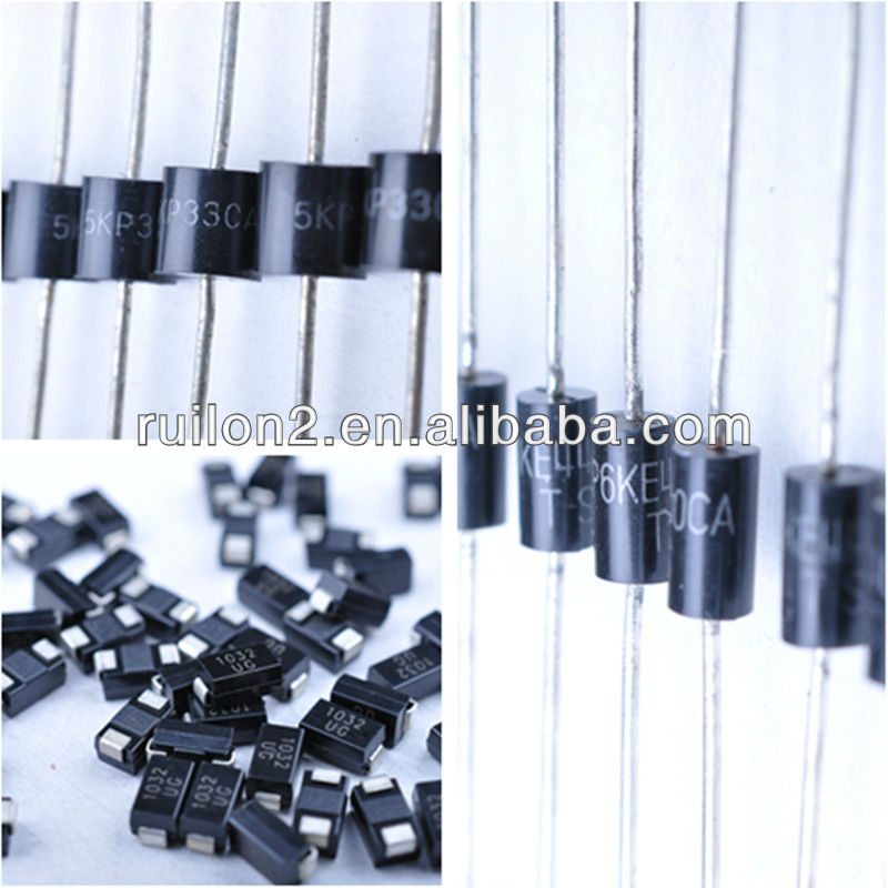(Samples Free) 600W Semiconductor Silicon Diodes
