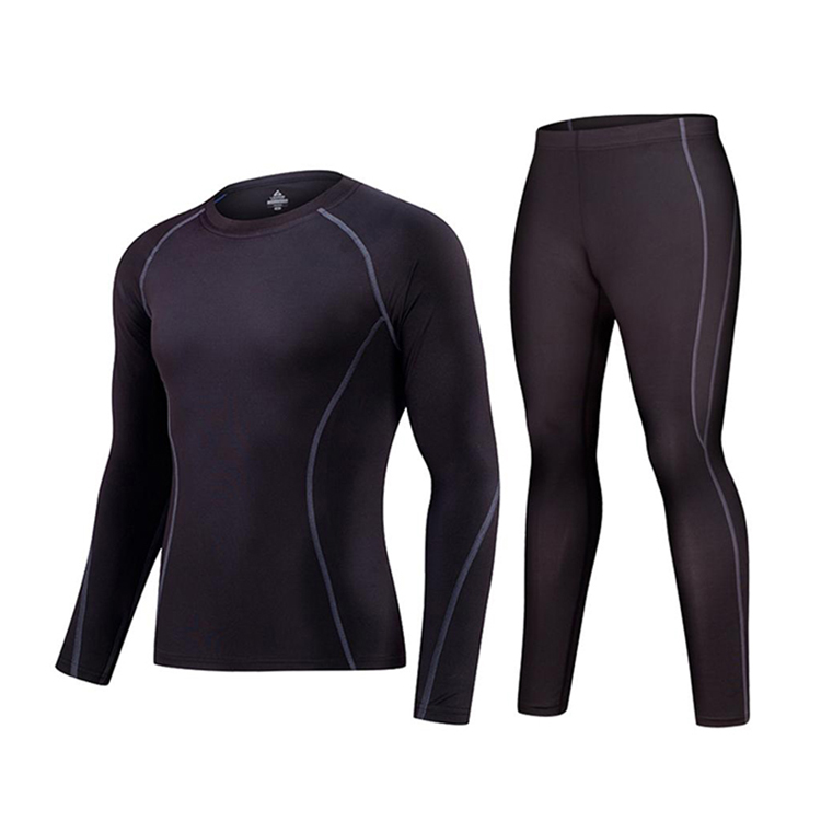 wholesale high quality professional compression tights customized own dry fit gym fitness clothing