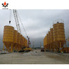 50 ton vertical cement silo for cement storage