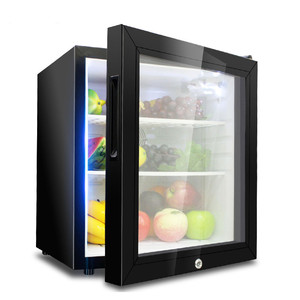 Hotel mini refrigerator freezer /home mini bar fridge cooler