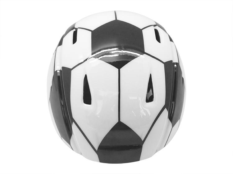 kids helmet yellow AU-C09 Details 9