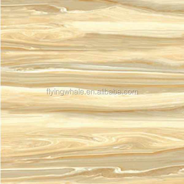actual wooden floor ceramic wood polished floor tiles made in zibo china