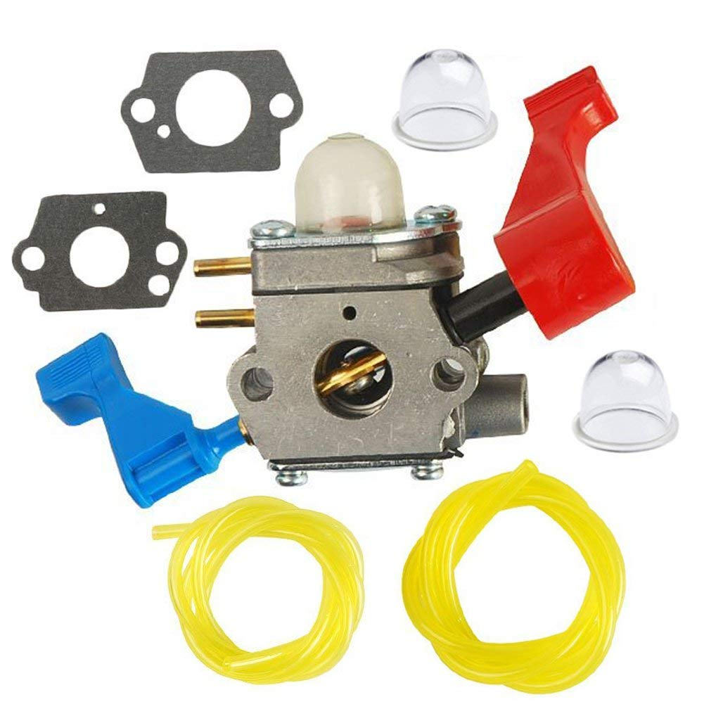 HIFROM Carburetor replacement For Poulan FL1500 FL1500LE Gas Leaf Blower Zama C1U-W12B Carb