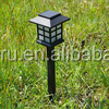 Outdoor Stainless Steel LED Solar Light Landscape Path LED Solar Light Outdoor Yard Lamp Led Solar Lamp Garden Light