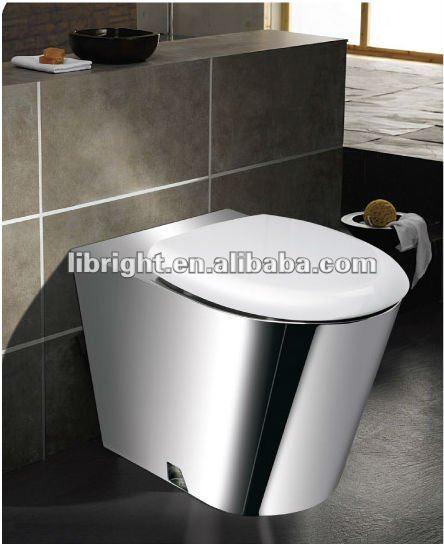 Entwässerung Von Waschbecken Und Wc: Edelstahl-toilette, WC,-Toilette-Produkt ID:292582838