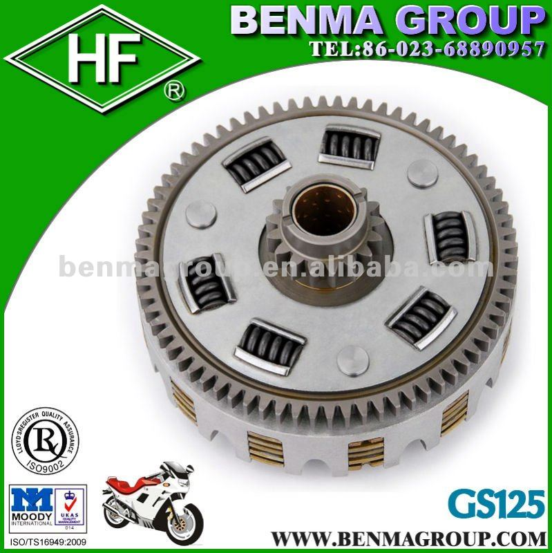 GS125 clutch sets, Motorcycle Genuines parts!