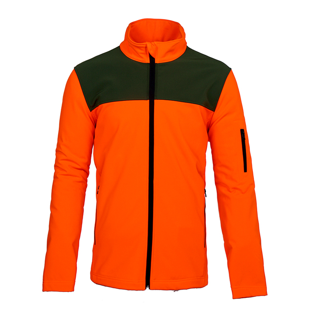 Wholesale Custom Softshell Jacket Men Camping Windbreaker Jackets