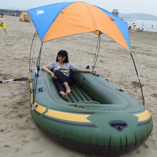 345 Fishing Boats Inflatable Boat Awning Tent Pergola
