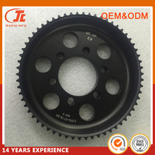 customed CNC Aluminum gear Parts, CNC Machining service