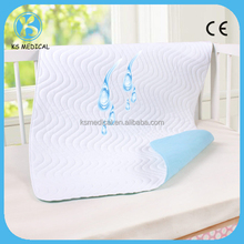 kids and adult underpad bed washable bedwetting under bed pad reusable
