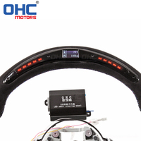 2 Years WARRANTY LED Steering Wheel Universal USE for Japanese,German,USA Cars and Etc