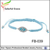 new fashion new macrame evil eye bracelets wholesale hot selling