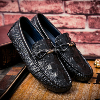 fe9b8096fdb 2017 New design leather loafer shoes men