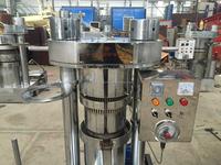 Full Automatic cocoa bean hydraulic oil press machine,Argan Oil/pumpkin seeds/ oil press