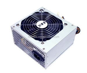 500W, low noise, high efficiency, Intel 12V 2.3 computer power supply, computer power source, SMPS