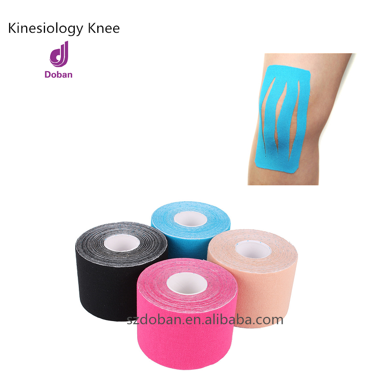 Wholesales Stock Fast Delivery Therapy Kinesiology Tape 144Rolls Mixed 11 Colors, 11 colors available