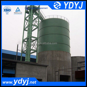 Light soda ash Bucket elevator for refined sodium bicarbonate plant