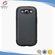 Factory price TPU+PC phone case for Samsung galaxy s3 /i9300
