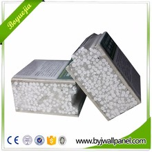 Prefab cement construction material chinese building supplier eps wall board