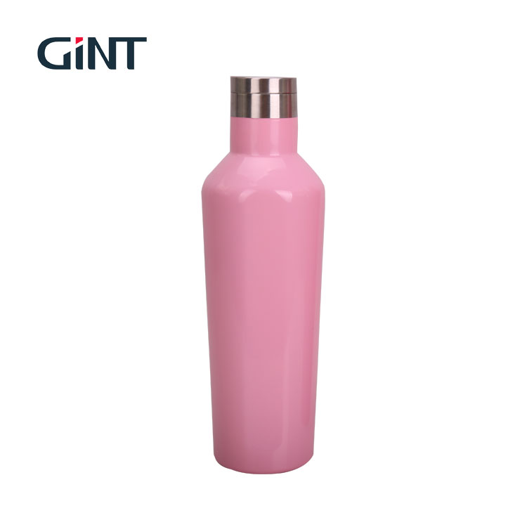 700ml vacuum insulated water bottle stainless steel portable water bottle for sports
