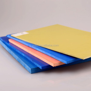High-Impact Strength PVC PP PE Sheets
