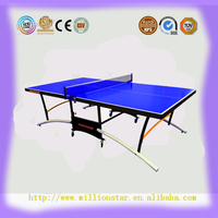 high quality 6mm ACP outdoor indoor ping pong LS--TT71023 from DG millionstar manufacturer