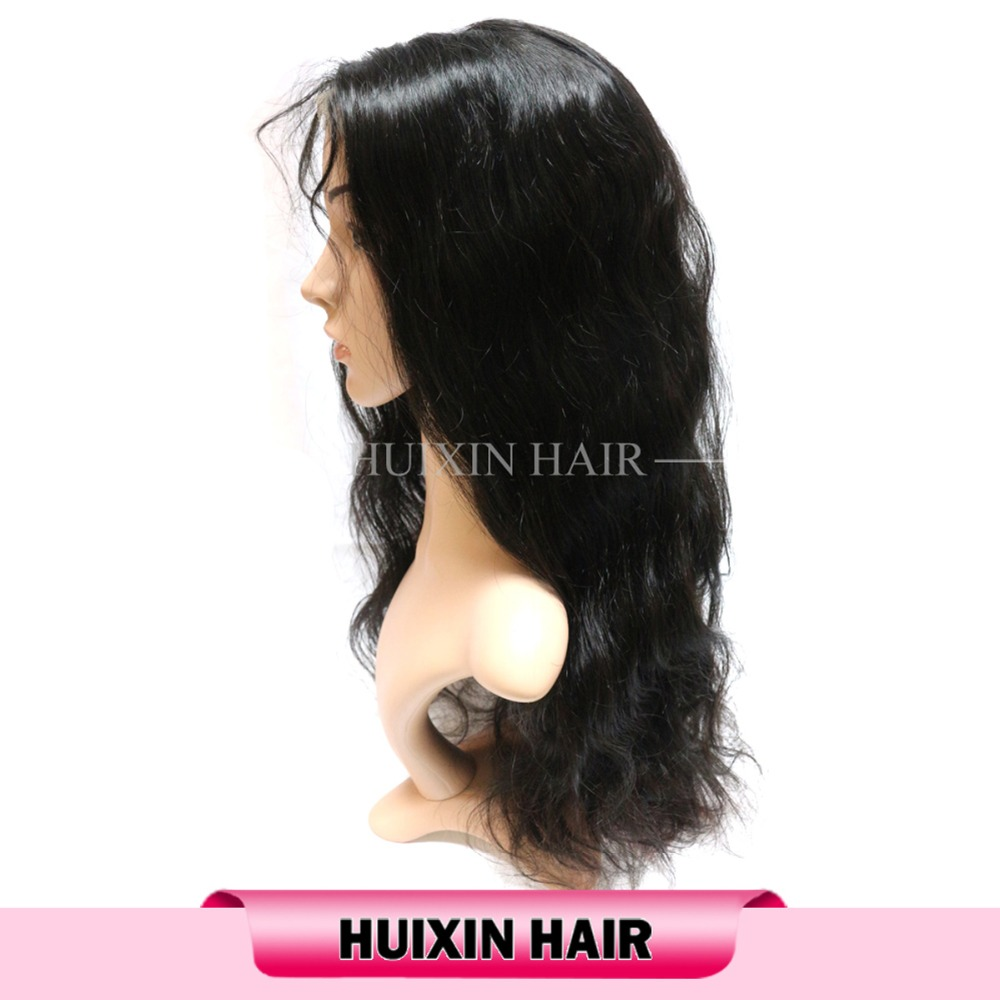 Factory Supply Directly Brazilian Body Wave Virgin Hair Wigs,Human Short Hair Wigs