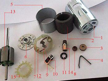 Dc Motor Parts Buy Part Components Dc Motor Parts