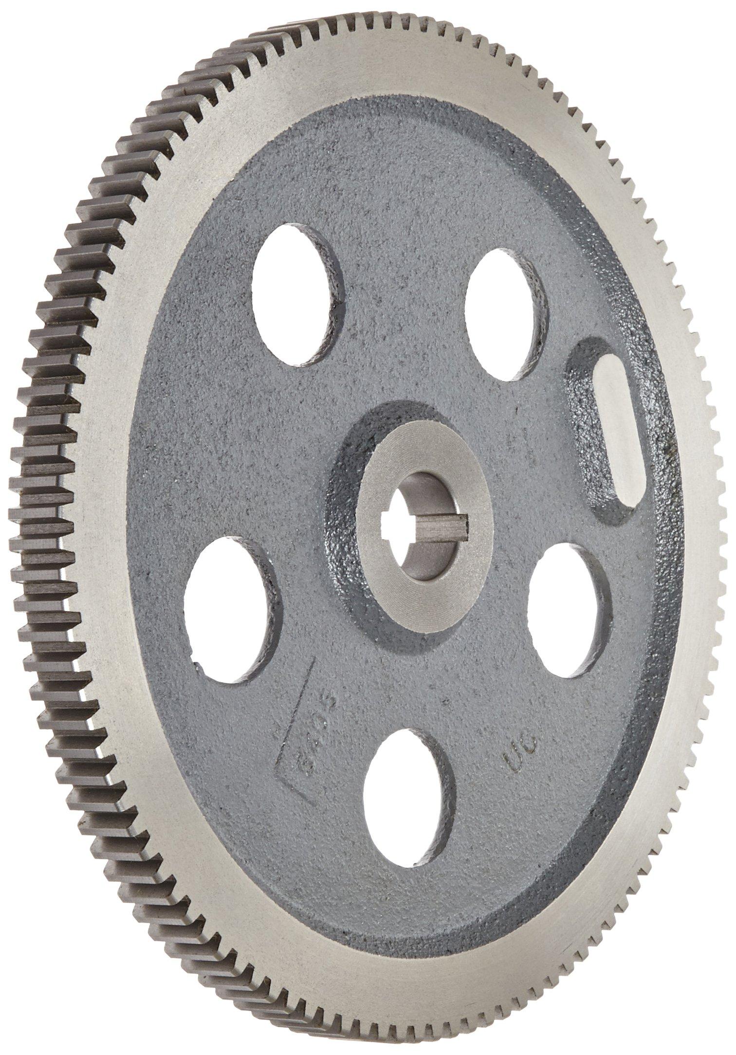 0.750 Bore Boston Gear GB44B Plain Change Gear 14.5 Degree Pressure Angle Cast Iron 16 Pitch 44 Teeth
