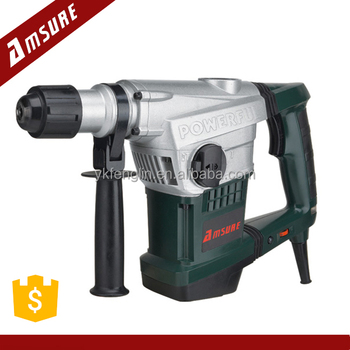 Factory Price 1250w 40b Sds Max Electric Rotary Hammer Drill - Buy 1250w  Rotary Hammer Drill,Sds Max Hammer Drill,Rotary Hammer Product on  Alibaba com